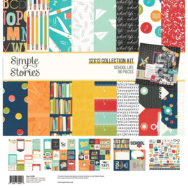 Simple Stories  - School Life Collection Kit (14900)