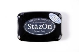 StazOn Stone Grey