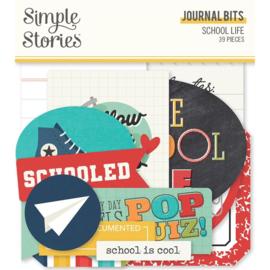 Simple Stories - School Life Journal Bits (14917)
