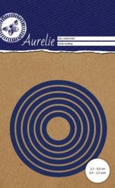 Aurelie - Circle Nesting  - Snij- & Embossingsmal