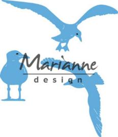Marianne Design -  Creatable - Tiny's zeemeeuwen