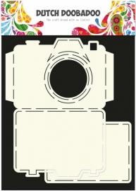 Dutch Doobadoo Dutch Card Art stencil Camera A4
