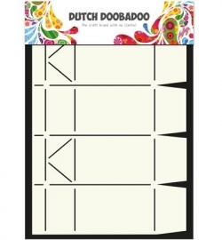 Dutch Doobadoo - Dutch Box Art Milk Carton