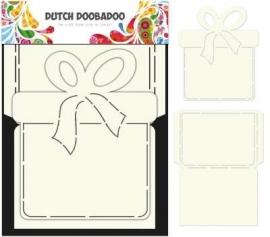 Dutch Doobadoo - Dutch Card Art Stencil cadeau verpakking A4