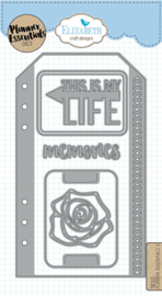 Elizabeth Craft Designs - Planner Essentials Dies 6