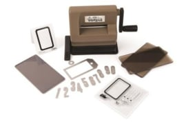 Sizzix - Sidekick Starter Kit - Brown & Black TH 662535 Tim Holtz