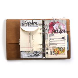 Elizabeth Craft Designs - Sidekick - Essentials 16 (1838) - Seed Packet Set