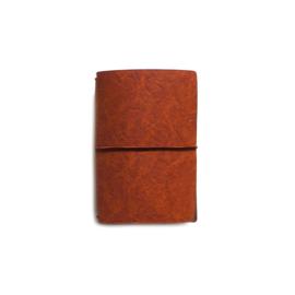 Elizabeth Craft Designs- Traveler's Notebook - Vintage Brown TN01