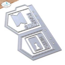 Elizabeth Craft Designs - Planner Essentials 44 - Folded Arrow Insert