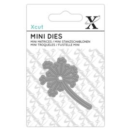 Xcut - Mini Die - Dandelion Clock