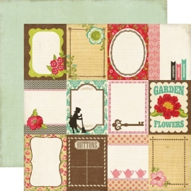 Echo Park Paper - This & That Graceful - Journaling Cards
