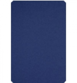 "Project Color Cards 76x102mm - Dark Blue (3""x4"")"