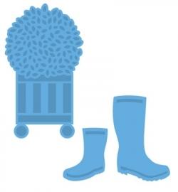 Marianne Design - Creatables - Boots Buxes