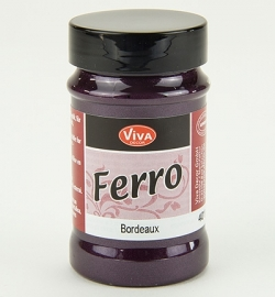Viva Decor - Ferro 90ml - Ferro Bordeaux (401)