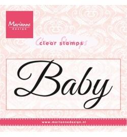 Marianne Design - Clearstamp Baby