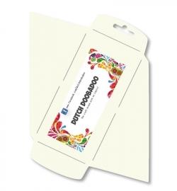 Dutch Doobadoo - Envelop stencil rechthoek ca. 17.5 x 8.5 cm kunststof