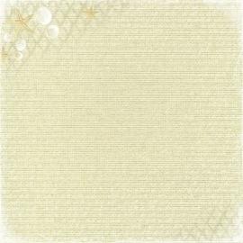 ScrapBerry's - Scrapbooking paper 30,5 x 30,5 cm dubbelzijdig - Seaside - At The Edge Of The Sea