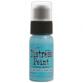Distress Paint - Broken China - By Tim Holtz