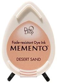 Tsukineko Memento Dew Drops inktkussen - Desert Sand