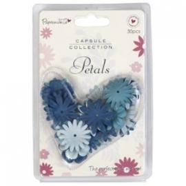 Papermania - Flower Capsule Aqua