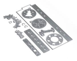 Elizabeth Craft Designs - Planner Essentials Dies 15 - Bookmark  2