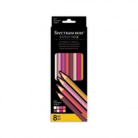 Spectrum Noir Colorista Potloden 8 stuks - Set 4