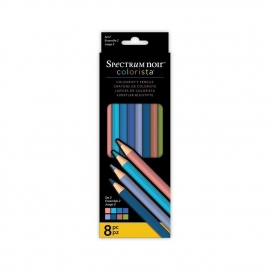 Spectrum Noir Colorista Potloden 8 stuks - Set 2