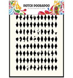Dutch Doobadoo Dutch Mask Art stencil -  Mask Art Wyber
