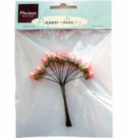 Marianne Design Paper Roses - Rose Buds