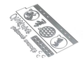 Elizabeth Craft Designs - Planner Essentials Dies 14 - Bookmark  1