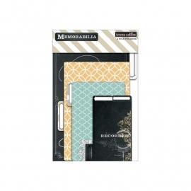 Teresa Collins - Memorabilia- File Folders