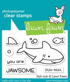 Lawn Fawn Duh-Nuh (LF1419)