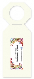 Dutch Doobadoo - Dutch Shape stencil fleshanger label