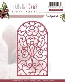 Precious Marieke - Charming Xmas - Die - Fireguard