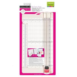 Vaessen Creative - Papiersnijder + riller 15x30,5cm
