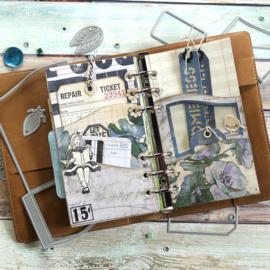 Elizabeth Craft Designs - Sidekick - Essentials 18 (1840) - Wave Pocket Sidekick