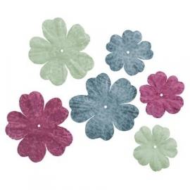 Imaginisce  Floral Flourish - Brights