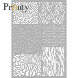 Pronty - Pattern Background - 5 A4