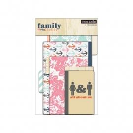Teresa Collins - Family Stories - File Folders