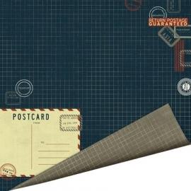 Imaginisce - Bon Voyage - Postcard from Afar