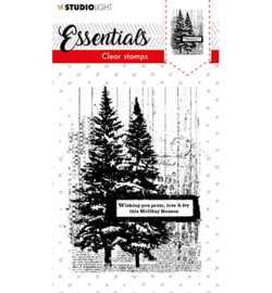 Studio Light - Clearstamp A7 - Essentials nr. 471