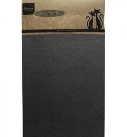 Marianne Design - Crafters Cardboard - Cardboard - Black A5
