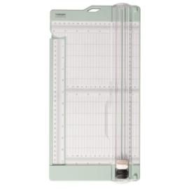 Vaessen Creative - Papiersnijder met rilfunctie 15x30,5cm mint