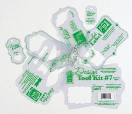 Hot Off The Press - Design Tool Kit 7
