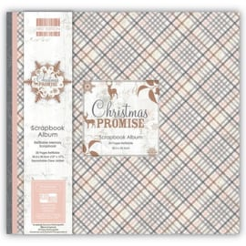 First Edition Christmas 12x12 Inch Album Christmas Promise