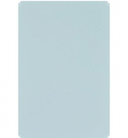 "Project Color Cards 76x102mm - Blue  (3""x4"")"