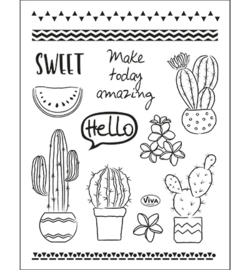 Viva Decor - Clearstamps - Kaktus