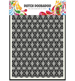 Dutch Doobadoo Dutch Mask Art stencil - Mask Art Star  A5