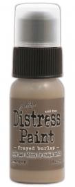 Distress Paint - Frayed Burlap - By Tim Holtz