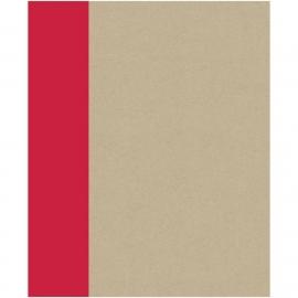 Sn@p! Binder 6 x 8 inch Red